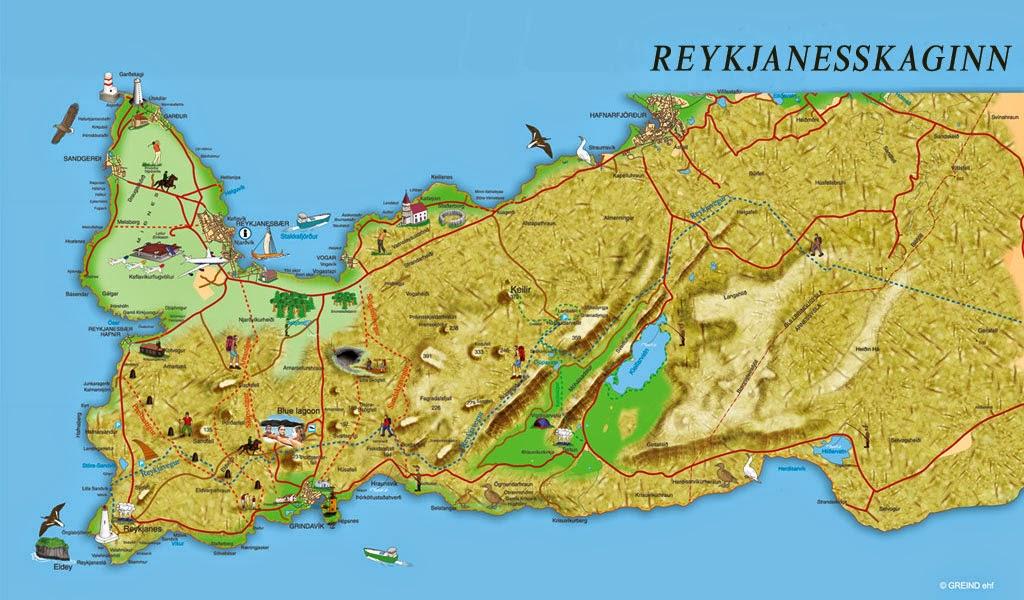 Que faire à Reykjanes