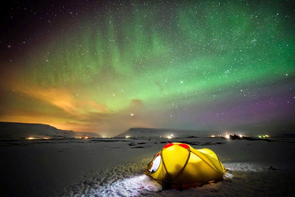 Le Camping en Islande - Campings à Islande