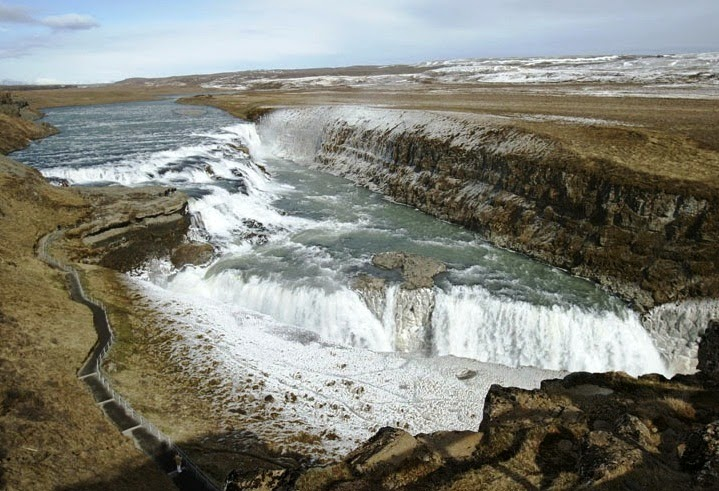 Gulldoss - Islande