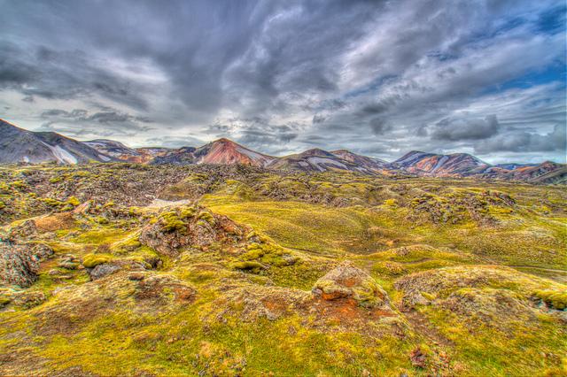 Guide de voyage à Landmannalaugar