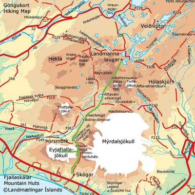 Guide de Voyage Landmannalaugar