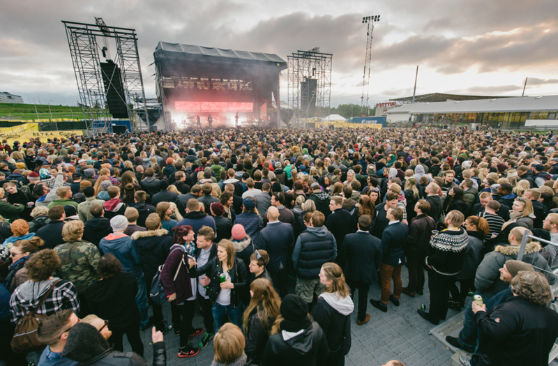 Voyage au Coeur des festivals de musique en Islande: une liste sélective