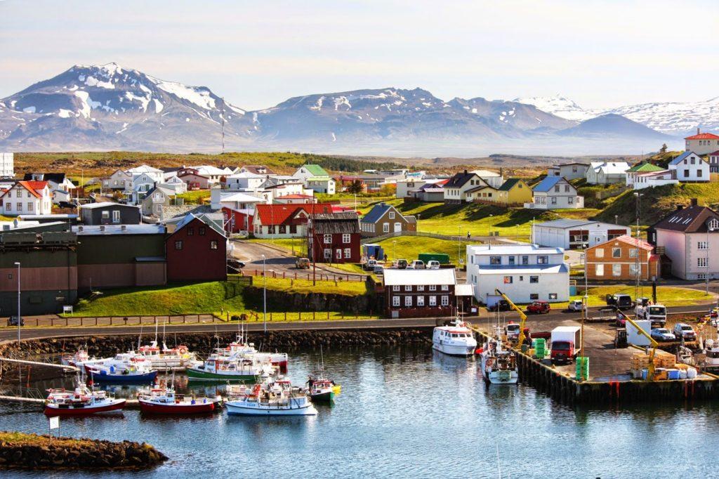 Stykkishólmur - Islande