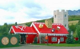 La maison de Noël (Jólagarðurinn)
