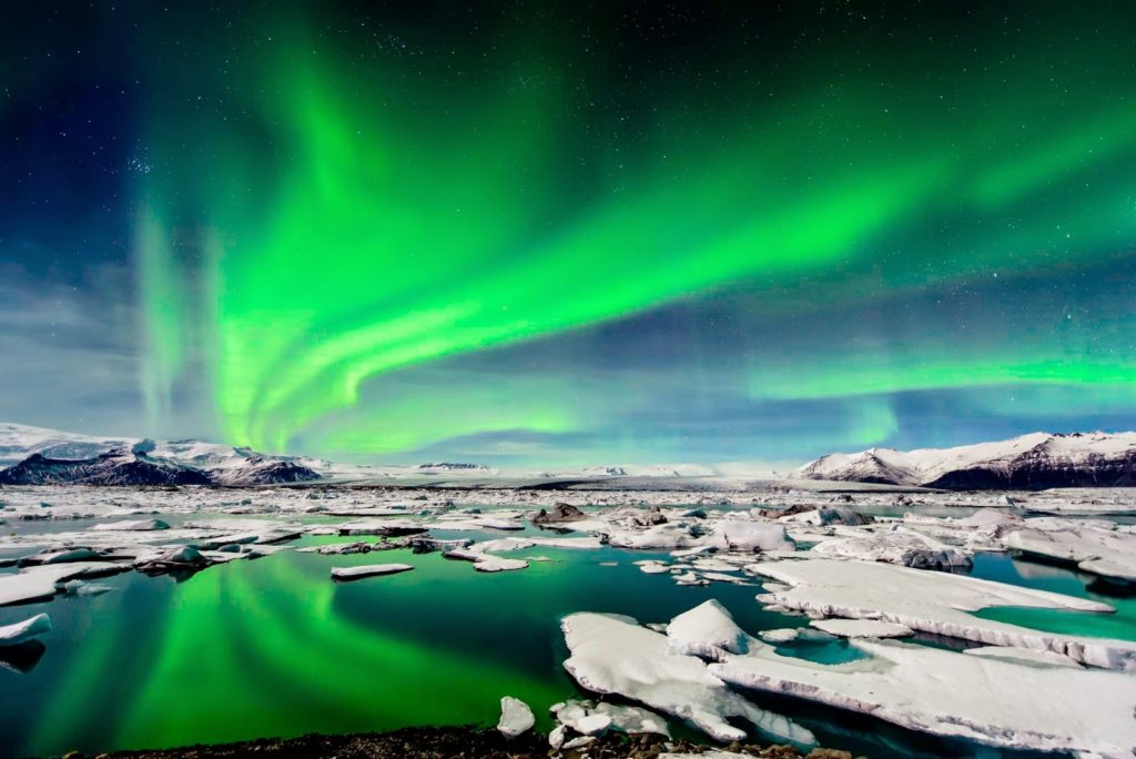 La route n°1 en Islande (Ring Road)