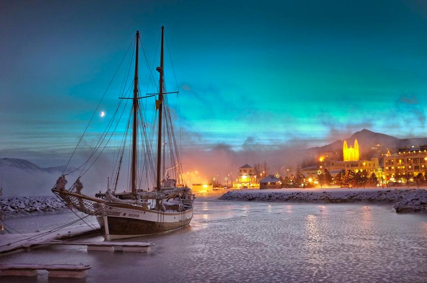 Cinq activités d'hiver en Islande
