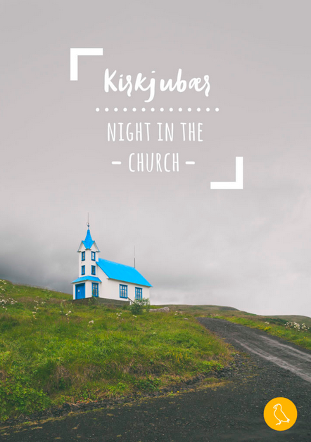 Trois endroits insolites où dormir en Islande