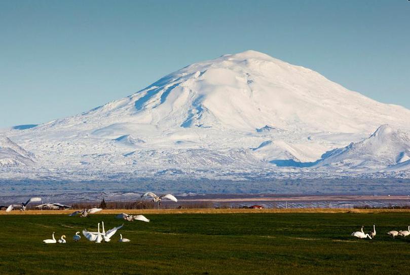 Un voyage volcanique à travers l'Islande