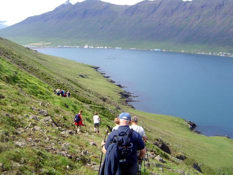 A la pointe la plus à l'est de l'Islande, un joyau: Gerpir