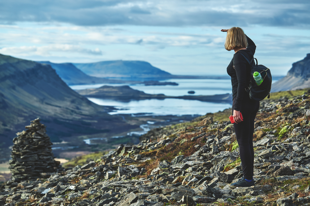 La randonnée de Snæfell à Lónsöræfi