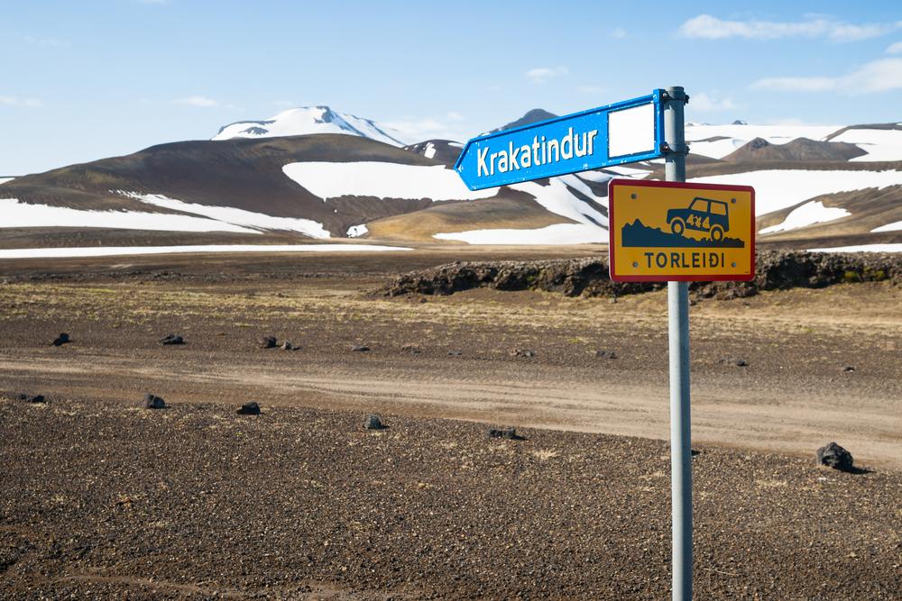Rejoindre Landmannalaugar en voiture ou en bus