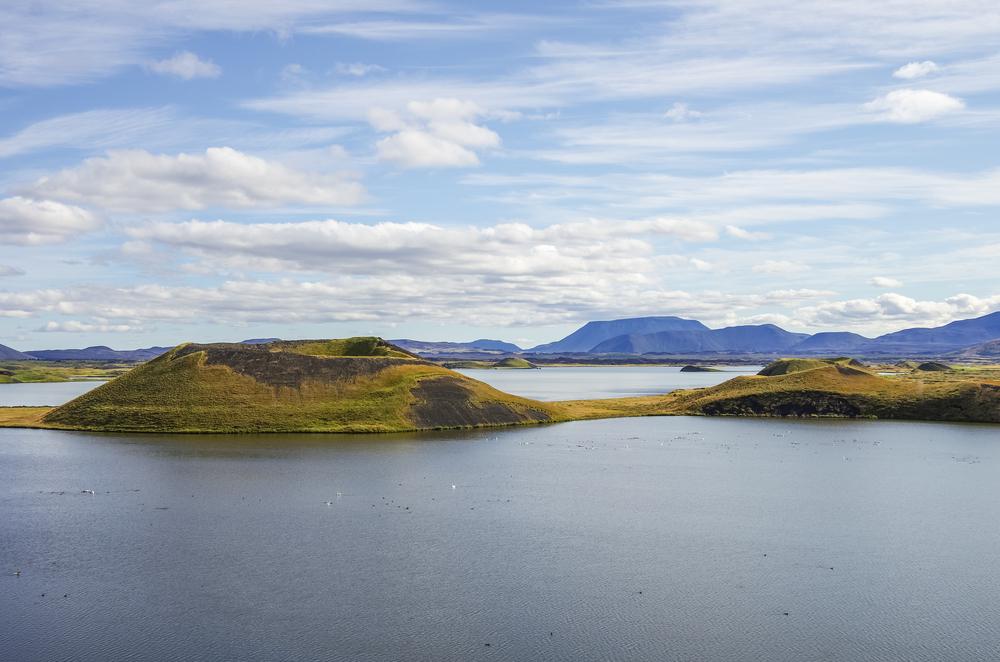 Randonnées autour de Mývatn