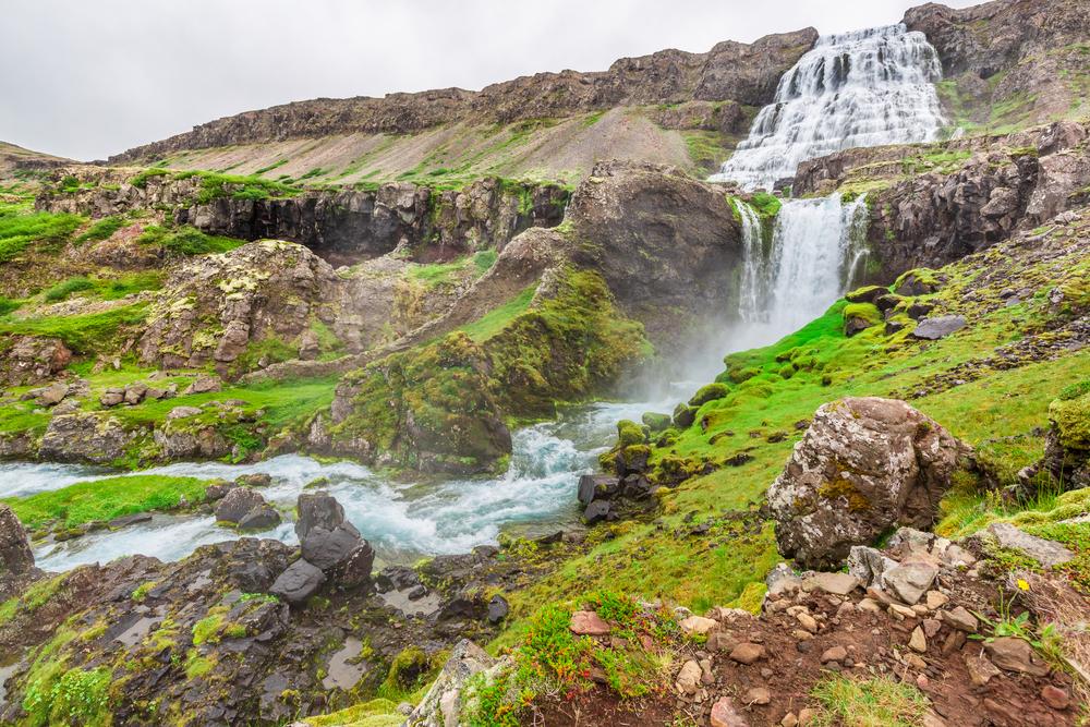 Cascades de Islande