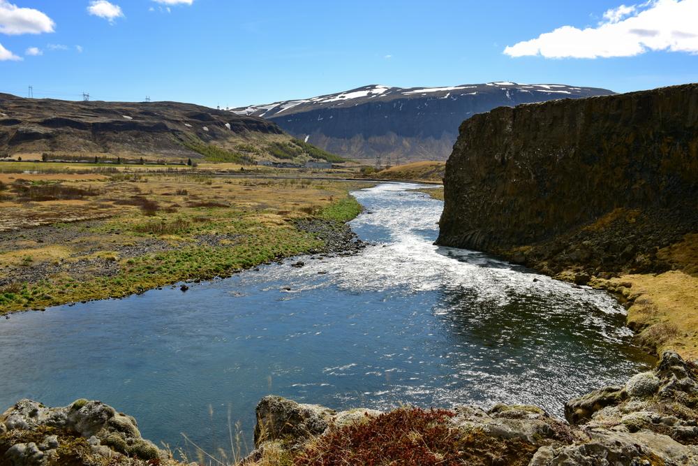 Au coeur de Þjórsárdalur