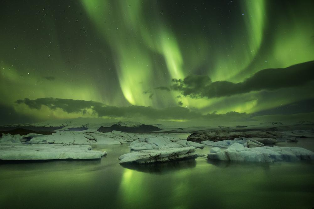La Lagune Glaciaire de Jökulsárlón en Islande