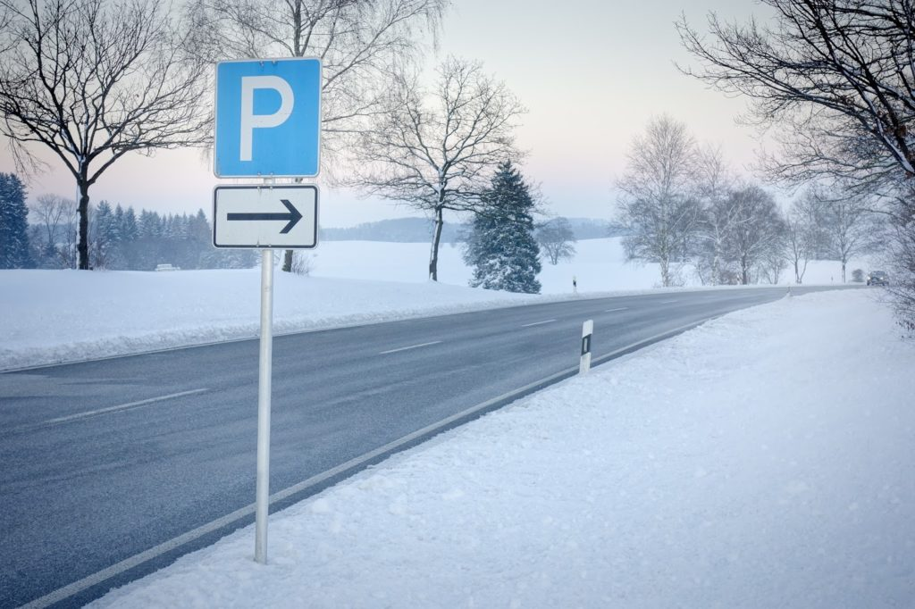 Parkings payants en Islande