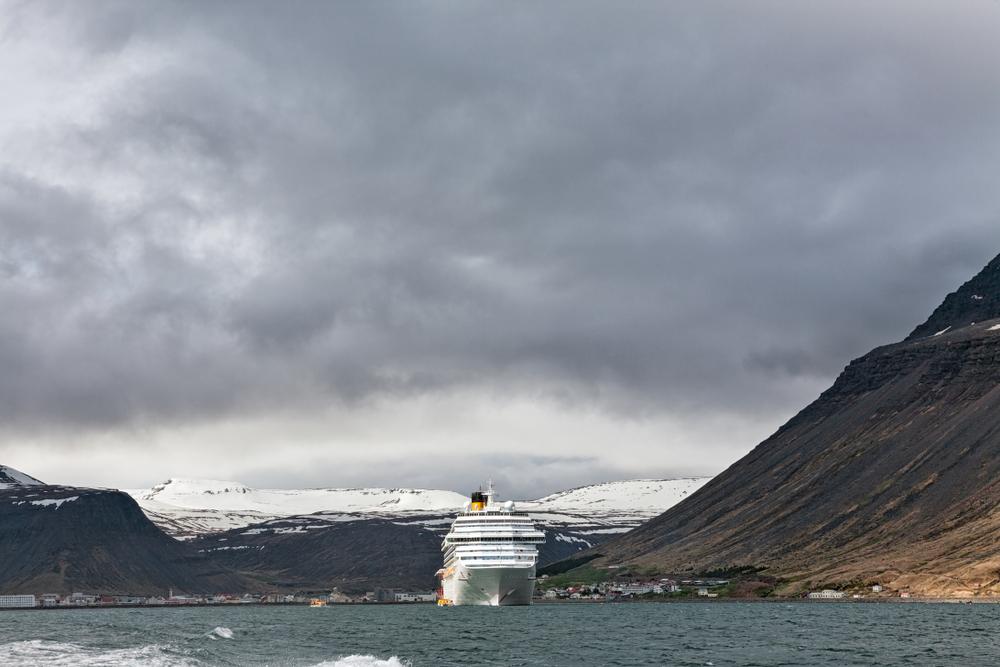 Une croisière en Islande