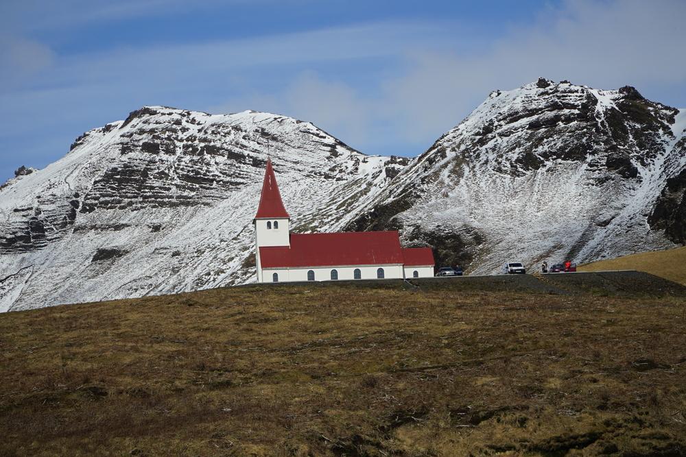 Avril en Islande
