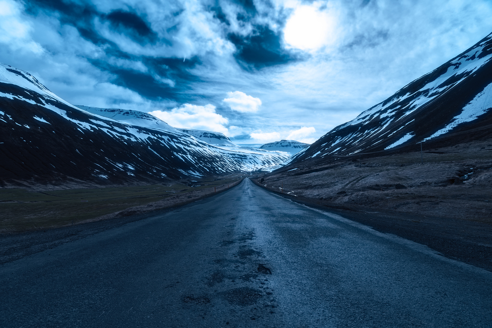 Itinéraire d'Isafjordur à Holmavik