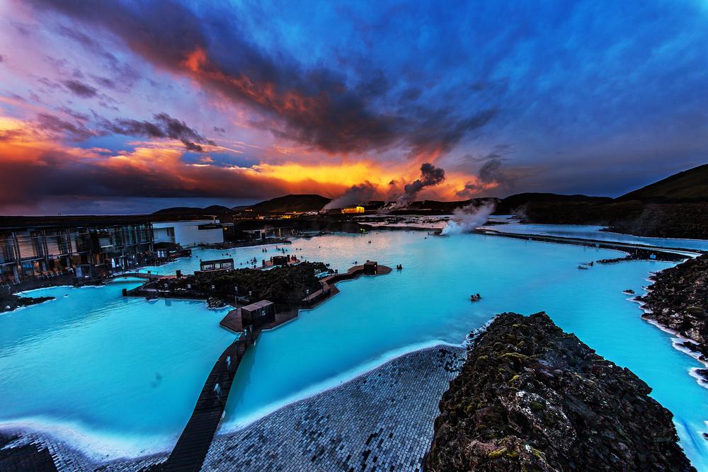 Lagons d'Islande