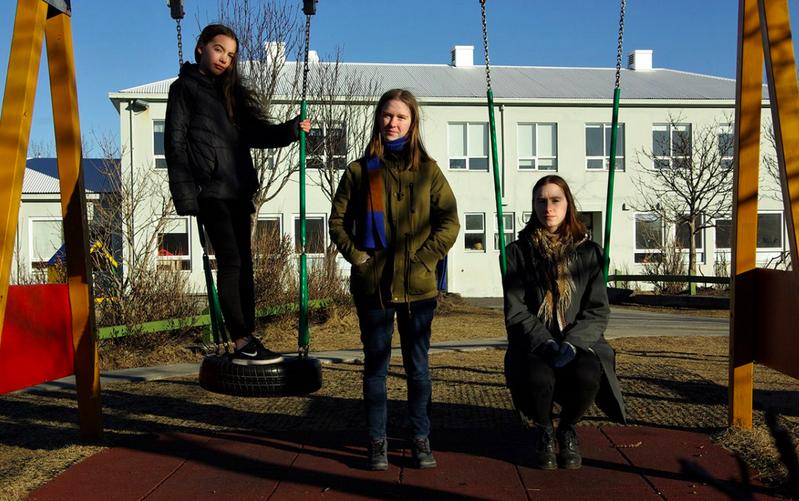 Cinq célébrités islandaises de 2018
