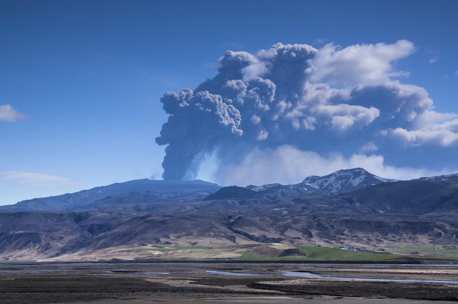 Les catastrophes naturelles les plus spectaculaires en Islande