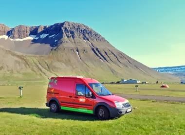 Camping-car en Islande - Louer un camping-car en Islande