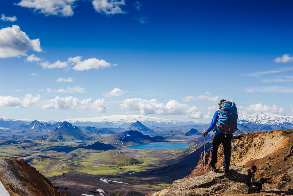 Landmannalaugar et randonnée de Laugavegur