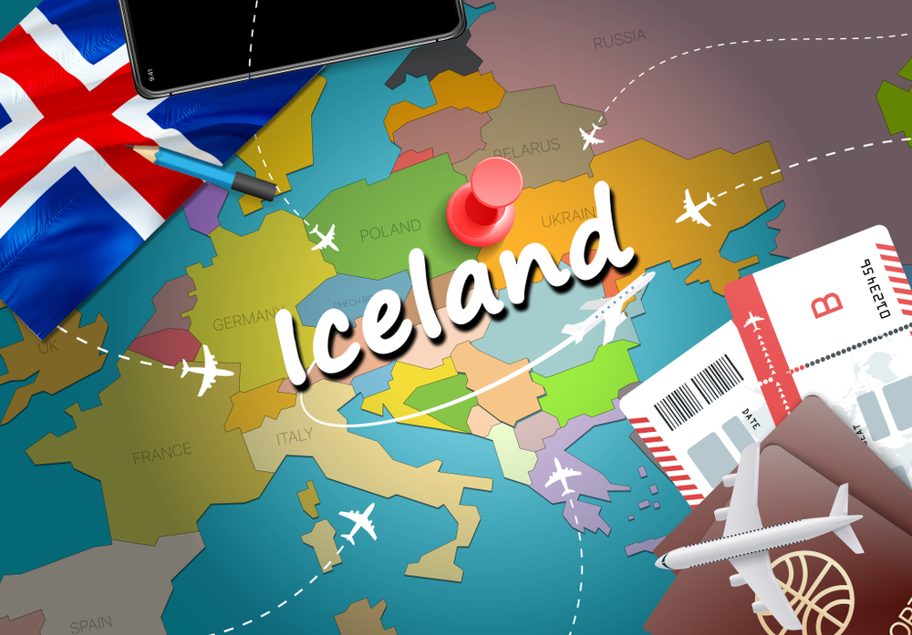 Trouver des vols pas chers pour l'Islande