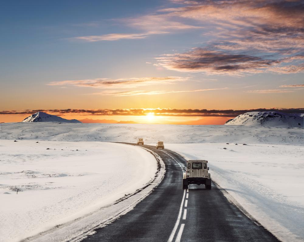 Conseils de Conduire prudemment en Islande pour votre voyage en Islande