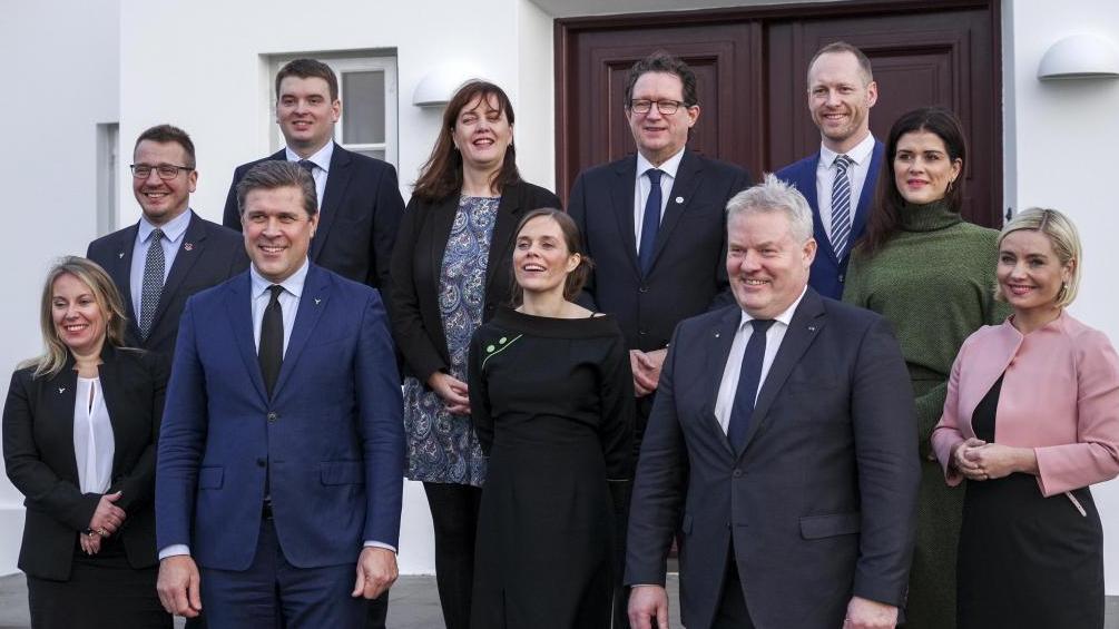 Les partis politiques islandais -image rfi