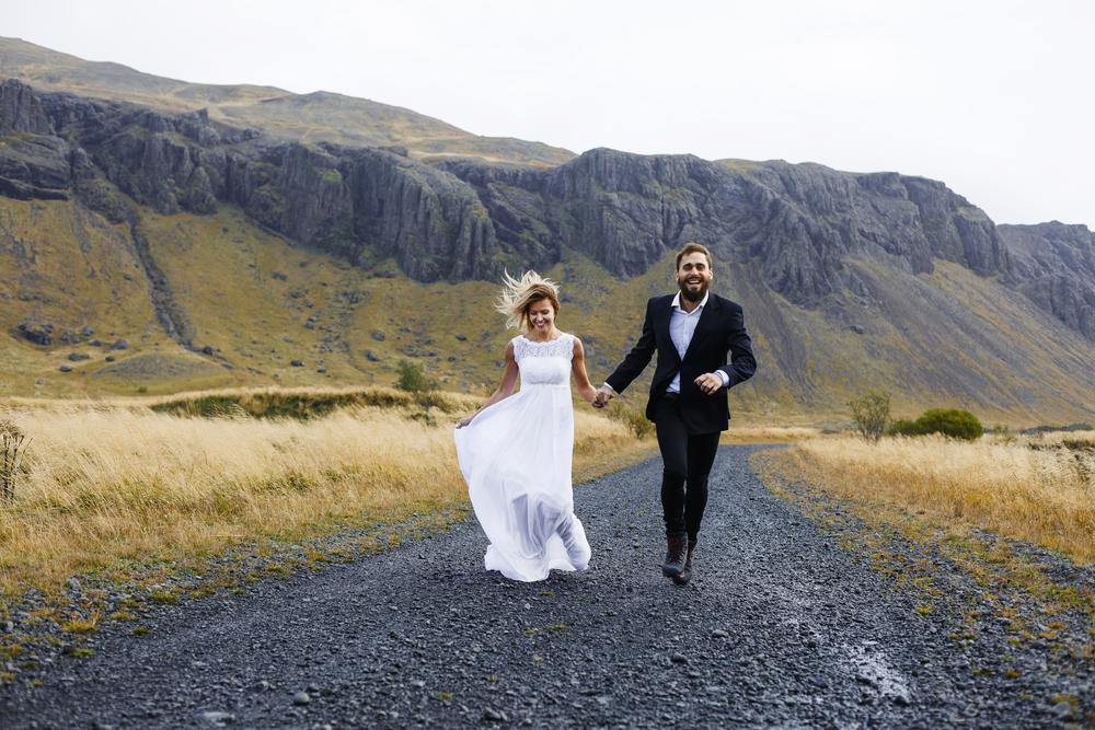 Faire votre demande de mariage en Islande