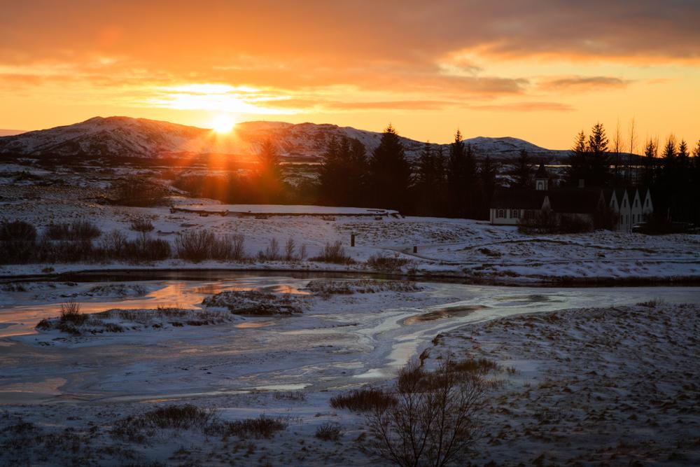 L'Islande est-elle vraiment sombre en hiver?