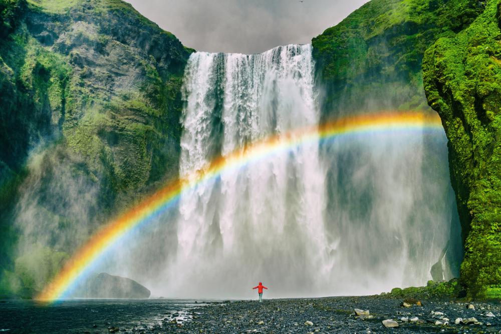 Itinéraire de 7 jours dans le sud de l'Islande   Jour 1: Seljalandsfoss, Skógafoss et Sólheimasandur