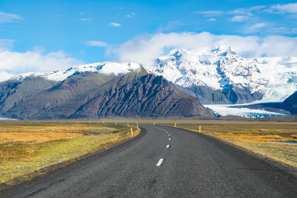 Skaftafell et Svartifoss dans le parc national de Vatnajökull