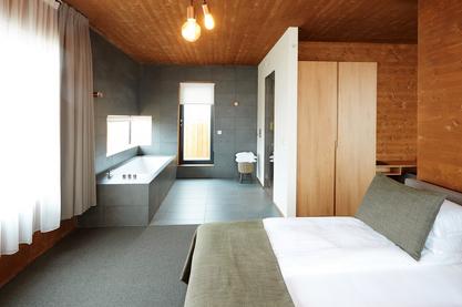 Les meilleurs hébergements de Mývatn - © Fosshótel Mývatn
