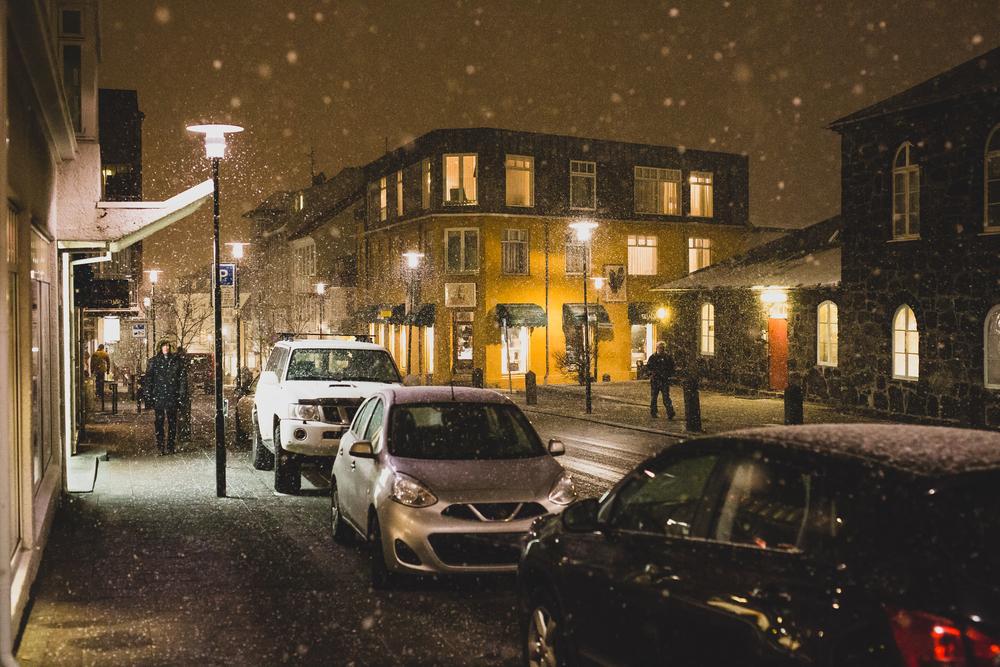 Que faire par mauvais temps à Reykjavík