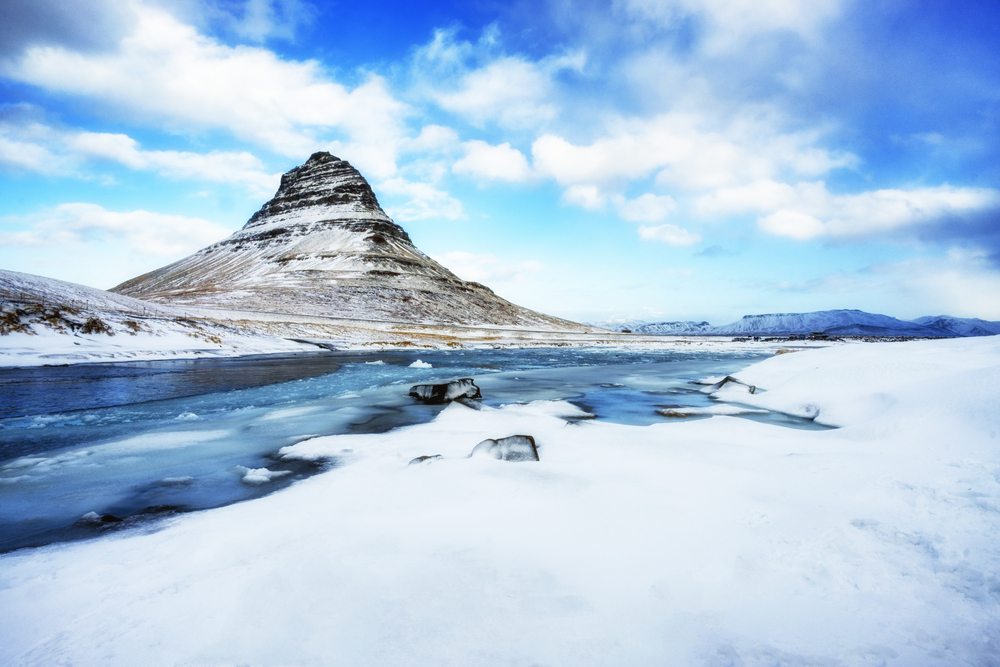 Peut-on visiter l'Islande en hiver?